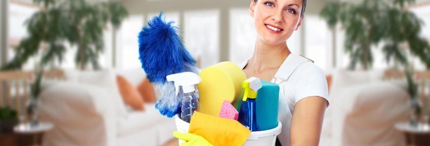 Solutions de ménage