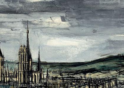 peintre Bernard Buffet