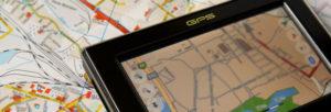 Logiciel de guidage GPS