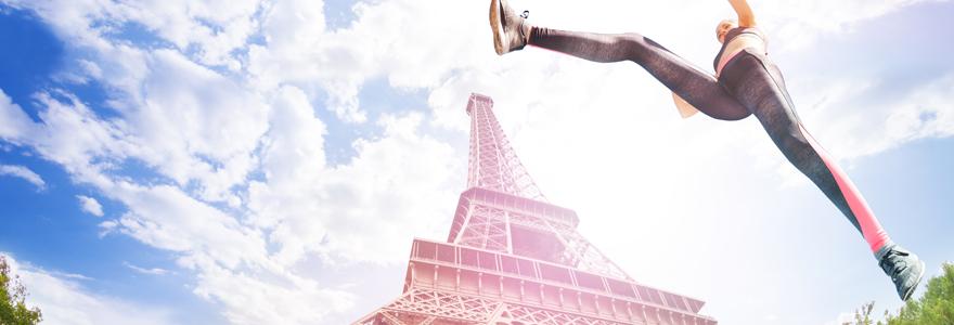 sportives et loisirs à Paris