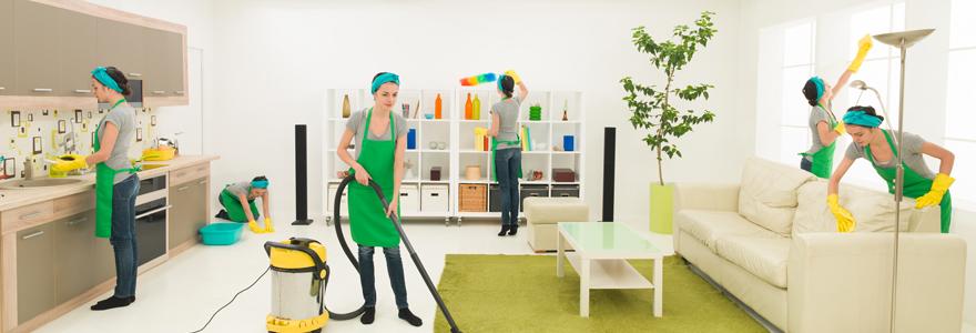 nettoyer sa maison