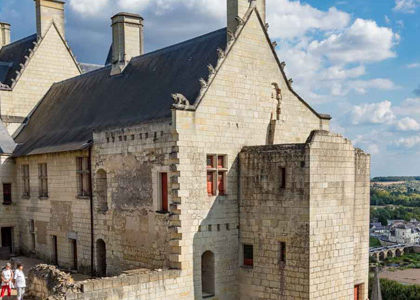 Pass chateaux de la Loire