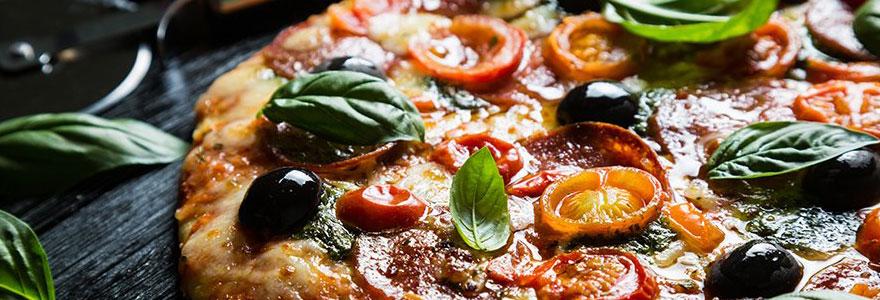 Commandez votre pizza en ligne