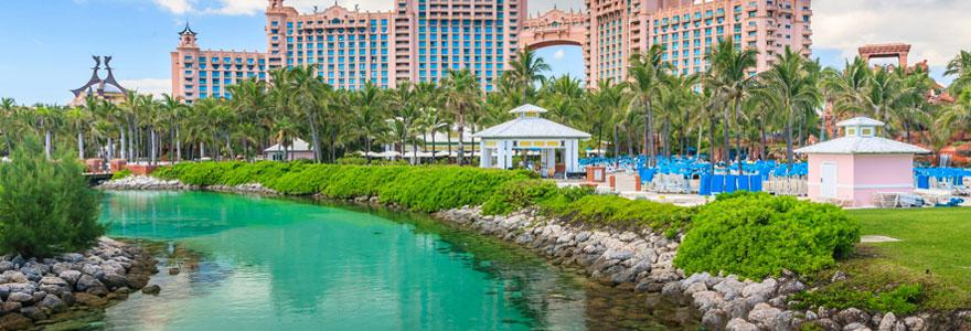 Comment se rendre aux Bahamas