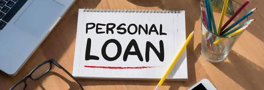 Crédit personnel en ligne