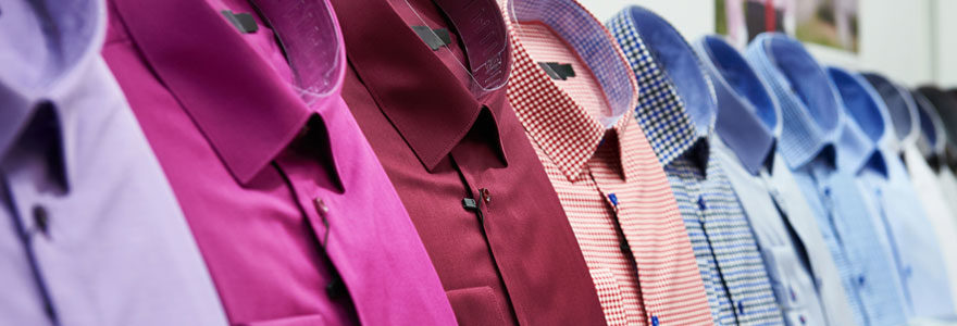 Bien assortir la couleur de sa chemise