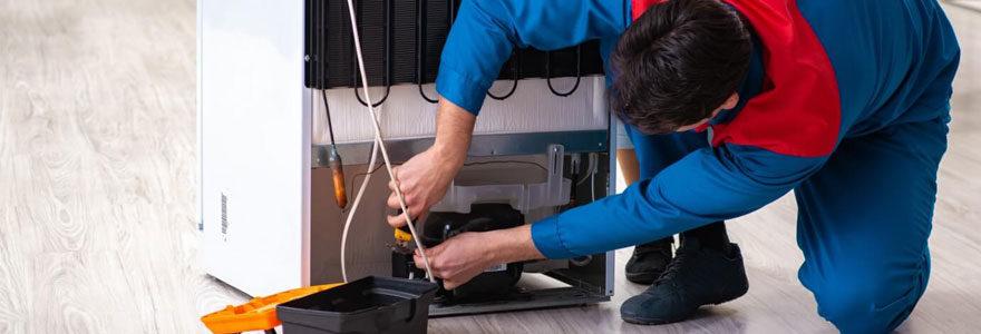 Faire réparer son réfrigérateur
