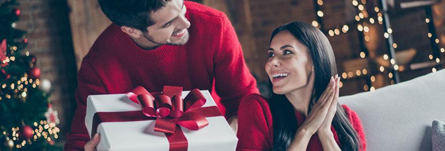 Box cadeau pour couple