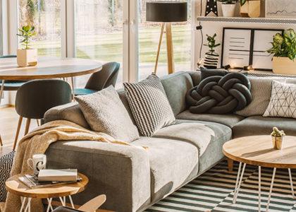 La location meublée